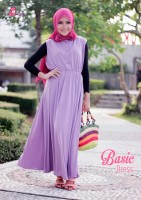 basic dress muslimah