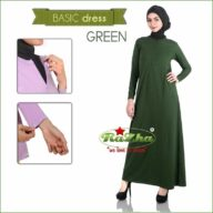 Gamis Basic Dress Muslim Busui 081326212750